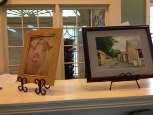 Karen Hummel Art Show