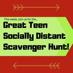 Scavenger Hunt - website