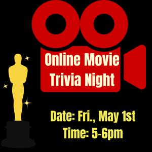 Online Movie Trivia Night