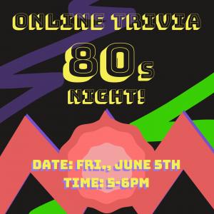 80s Trivia Night
