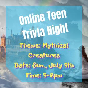 Copy of Online Teen Trivia NightHP
