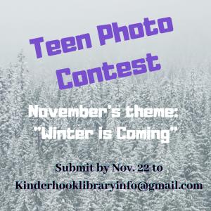 Copy of Teen Photo Contest